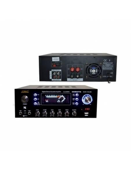 Amplificador 50 FM