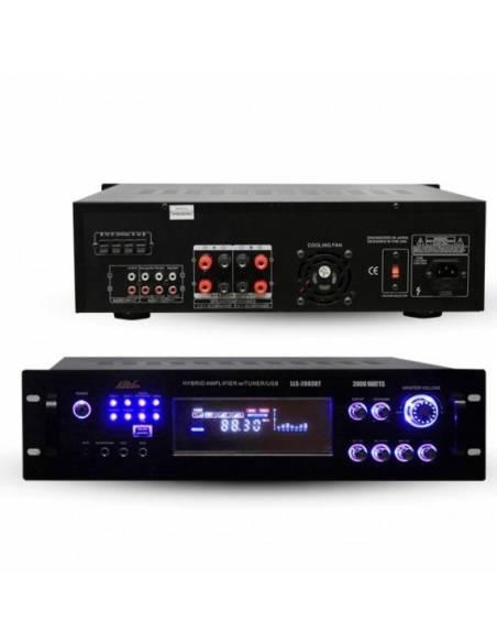 Amplificador LLS 2003 BT