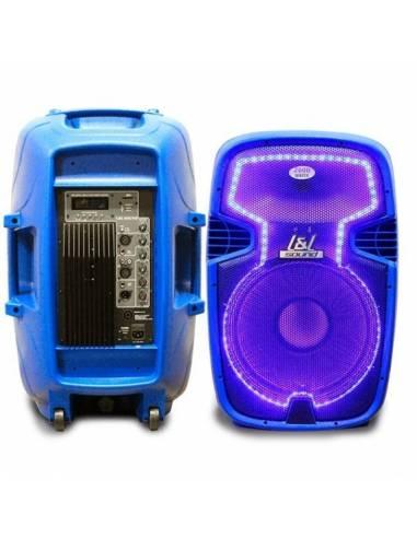 Cabina LLP 2112 AUS BT Azul