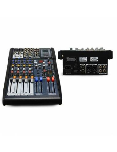 Consola activa SB 604 FXU PRO