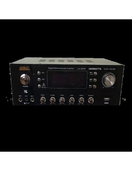 Amplificador 50 FM - Front