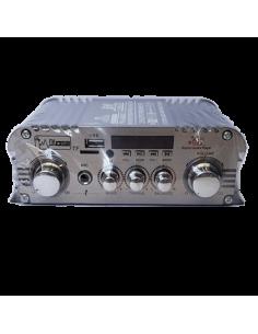 Amplificador de perifoneo YW-AD802 L - Front